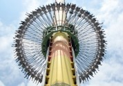 Kings Dominion Drop Tower