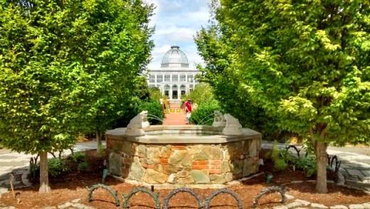 Lewis Ginter Four Seasons Garden