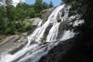 Crabtree Falls top cascade